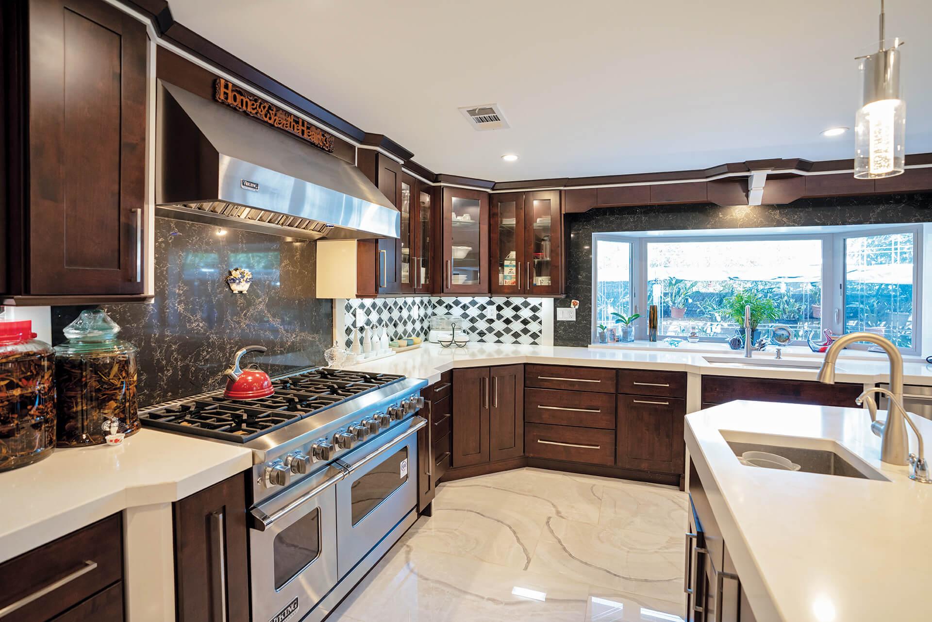 Matthew S Kitchen 405 Cabinets Stone